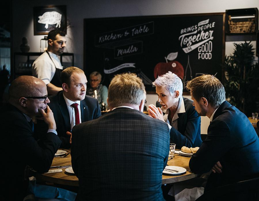 EAT Forum konferanse Stavanger 2017. Foto: Tommy Ellingsen