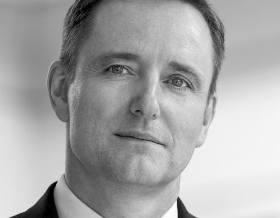 Picture of the CEO of Aviva, Mr. Mark Wilson