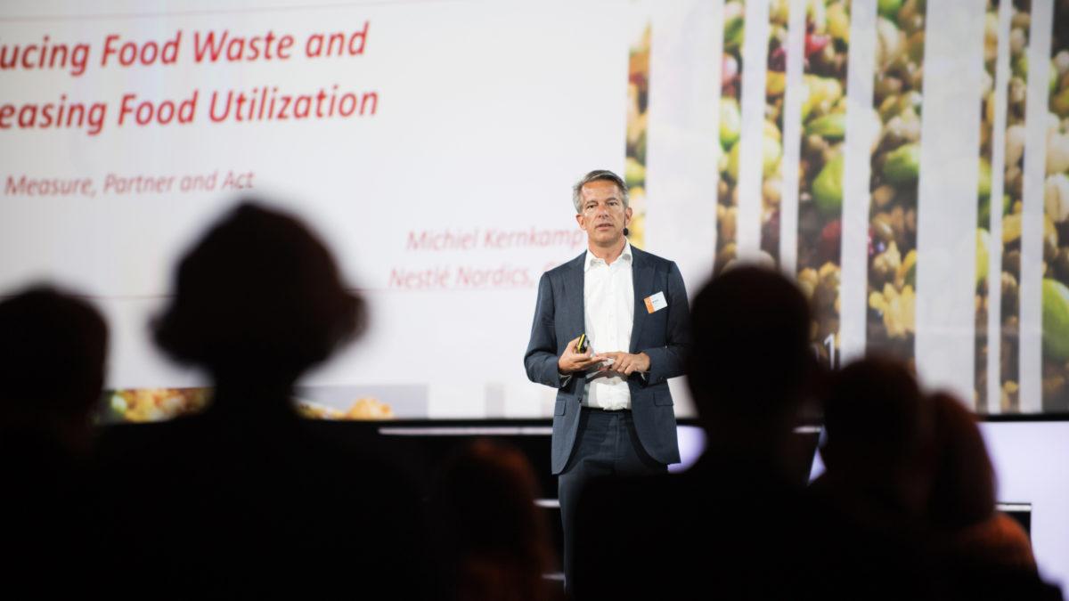 Michiel Kernkamp, Nestlé Nordics