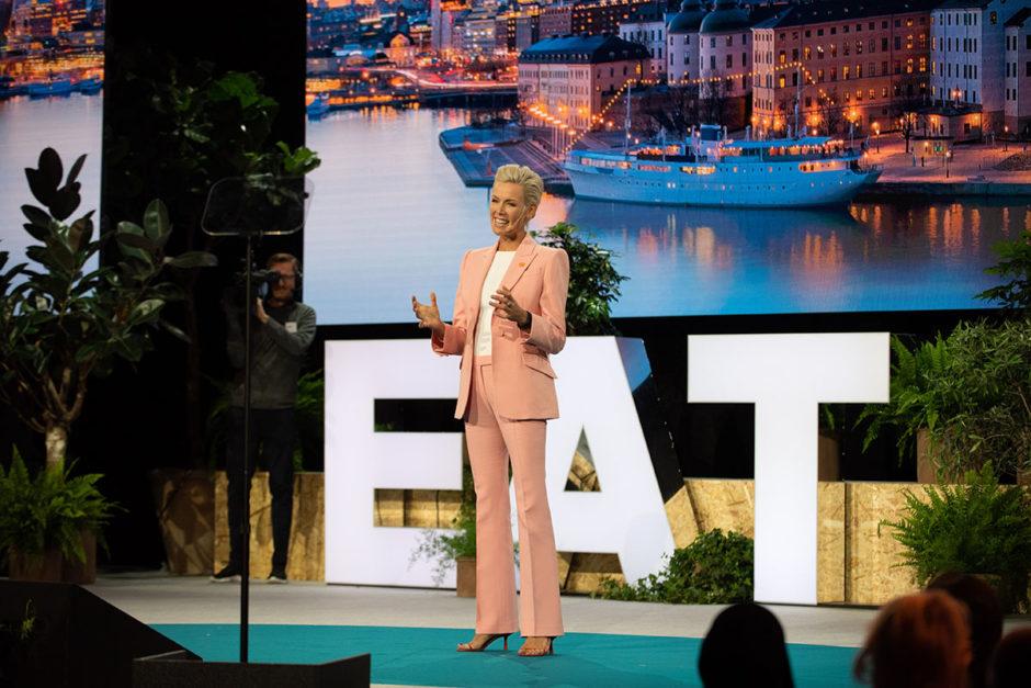 Gunhild Opening Speech at EAT Stockholm Food Forum 2019