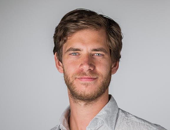 Portrait of Sebastian Nagenborg