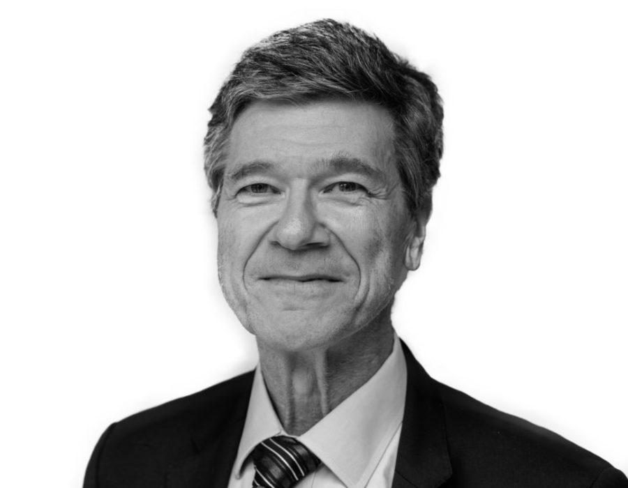 Headshot of Jeffry Sachs, speaker at EAT Stockholm Food Forum 2020