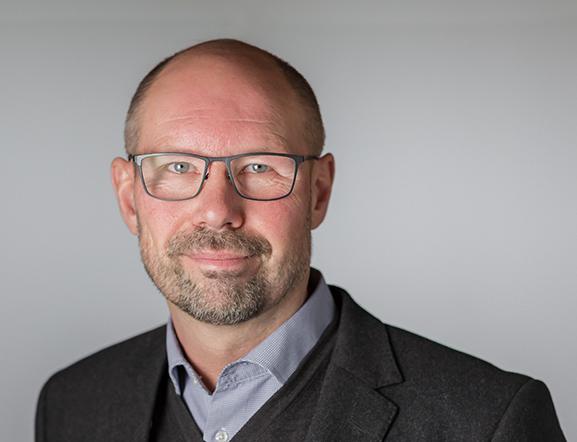 Portrait picture of Olof Olsson