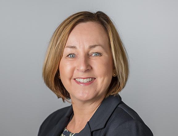 Portrait picture of Tina Enevoldsen