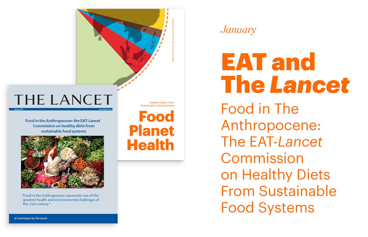 Report cover EAT-Lancet Commission