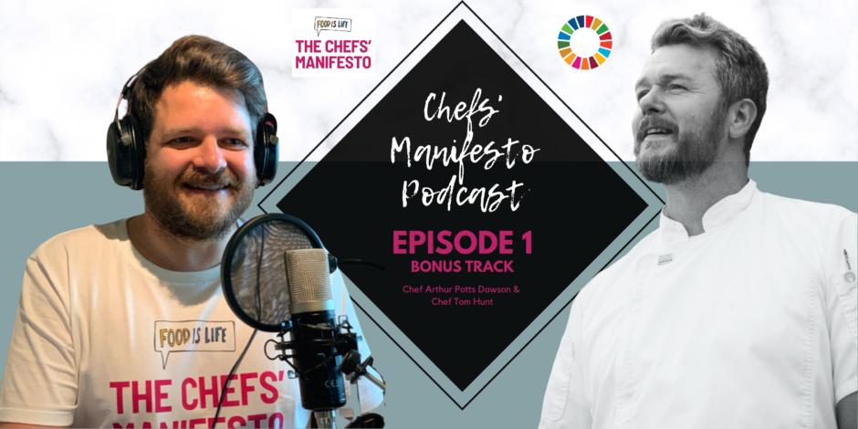 Chefs' Manifesto Podcast